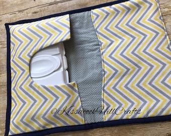 Diaper Clutch-diaper and wipes case