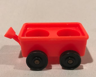 Fisher Price Little People #937 Sesame Street Clubhouse WAGON
