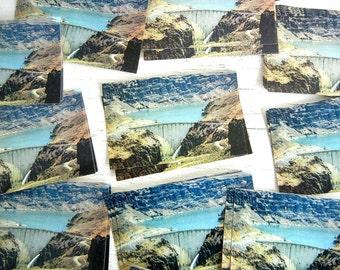 Vintage Oregon Postcards | Owyhee Dam | Pacific Northwest Souvenir | Owyhee River