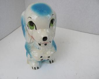 Vintage Ceramic Puppy Dog