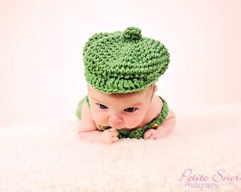 Little Rascal Suit Crochet Pattern PDF 483