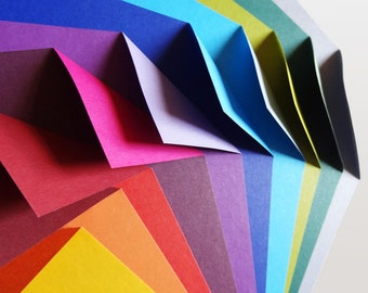 """Folded Square Origami Origami Paper 