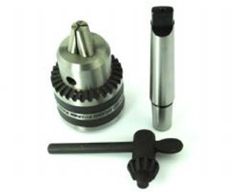 Proops 13mm Drill Chuck Morse Taper 2 mt 2 Metal & Woodturning Lathe MK2 MT2 Metalwork. (M0277) Free UK Postage