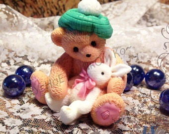 """Hand soap """"Teddy with rabbit"""""""