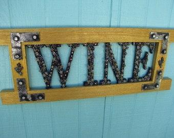 Wine sign#1375