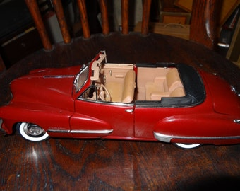 1947 Cadillac 1/18 Scale Serise 62 Convertible