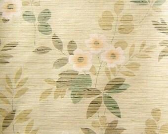 Vintage Wallpaper Sencha per meter