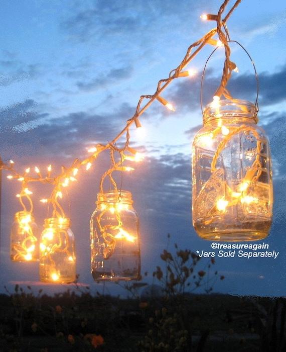 Mason jar party lights diy lantern hangers for wedding patio workwithnaturefo