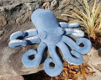 Grey Giant Octopus