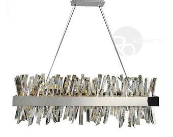 Hanging lamp Walbury