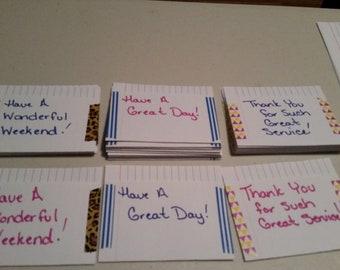 Tip/Gratuity Envelopes 25 count
