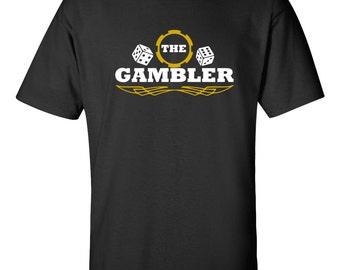 Passionate Casino Gambler T-shirt