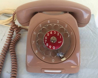VTG Telephone Ericsson LM rotary dial(SWEDEN)