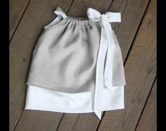 Double pillowcase dress