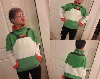CUSTOM Pidge Voltron Jacket Sweatshirt Cosplay