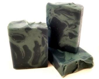 Twilight Rain Soap / Handmade Soap / Vegan Soap / Essential Oil Soap / Natural Soap / Palm Free Soap