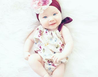Ava // Sunsuit // Playsuit