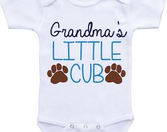 Cute Onsies Grandma Onesie Mimi onesie Grandma Baby shower cute baby gifts cute baby boy outfits cute baby girl outfits Cute baby onesies