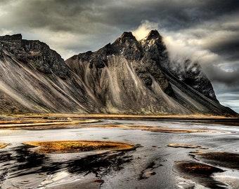 Stokksnes Vestrahorn | Stokksnes Peninsula Iceland | Southeast Iceland | Iceland Landscape