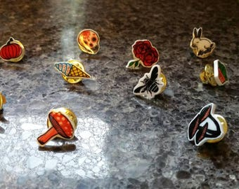 Custom Pins!