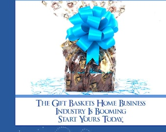 Work From Home Start Your Own GIFT BASKETS BUSINESS Today Step By Step Guide
