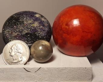 Miniature Planets - Mars like Solar Edition