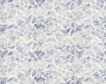 1 Yard Ambrosia Twilight Leaves Northcott Quilting Fabric