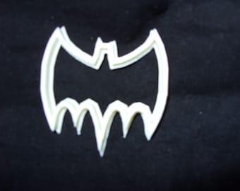 batman cookie cutter of batman symbol of 1965