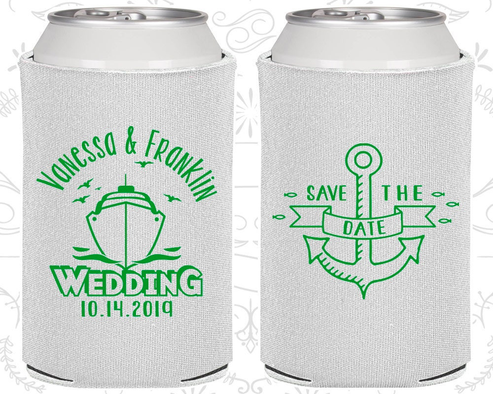 Save the Date Wedding Wedding Décor Anchor Favors Nautical