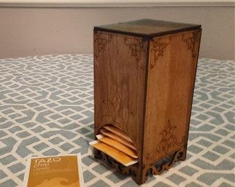 Decorative Tea Dispenser Box