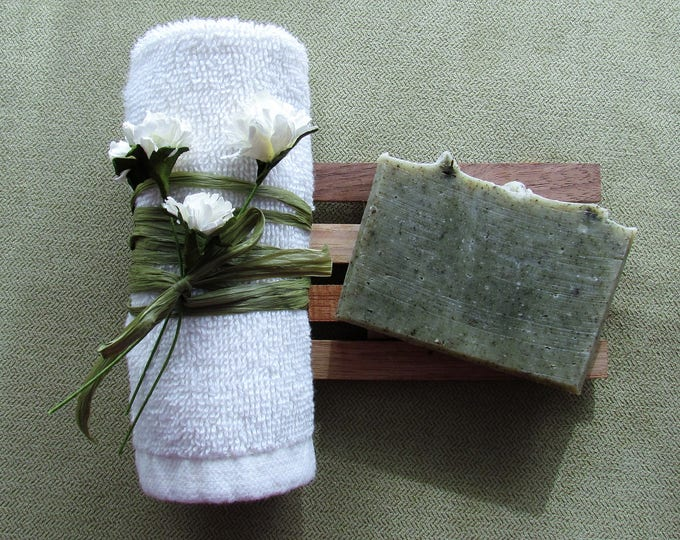 Handmade Soap, Nettle Soap, Stinging Nettle Soap