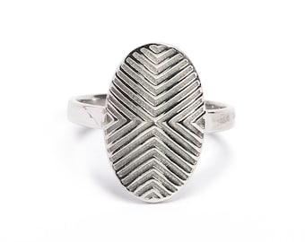 Handmade 925 sterling silver ring very beautiful