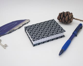 Mini Book Small Journal Casebound Tiny Notebook