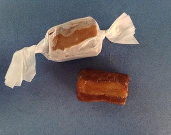 Salted Caramel Fudge Bites 1/2lb