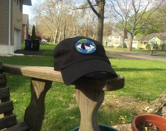 Black ZT Dad Cap