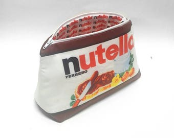 Nutella Clutch / Multipurpose Bag