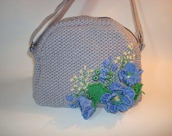 Handbag Blue Dream