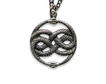 The neverending story book replica leatherbound prop replica auryn necklace pendant solid sterling silver the neverending story233 mozeypictures Choice Image