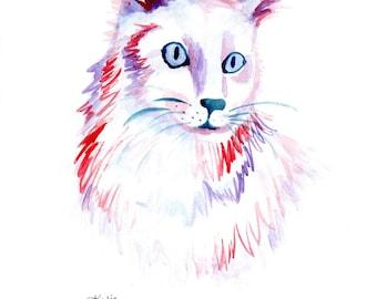 Custom Pet Painting - Proceeds Benefit Animal Shelters