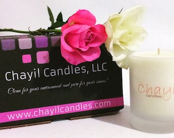 Exhilarate 100% Soy Scented Candle