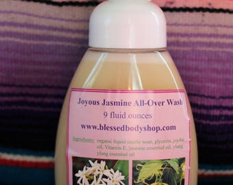 Joyous Jasmine All-Over Wash