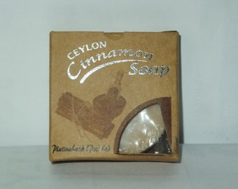 Ceylon Cinnamon Soap