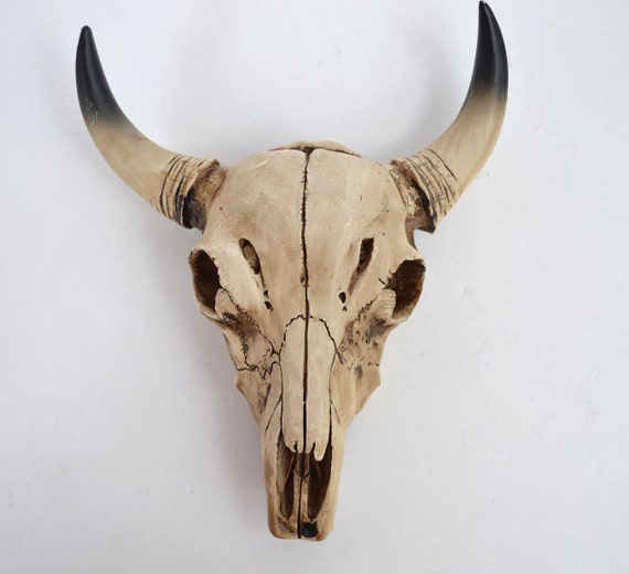 Download Cow Skull/Wall Mount/Modern Decor/Southwestern Decor/Faux
