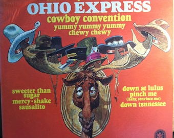 The Best Of The Ohio Express Vinyl Pop Rock Record Album