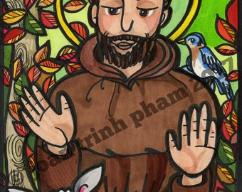 Saint Francis Assisi