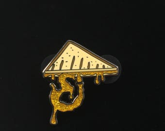 SCI Grilled Cheese Pin