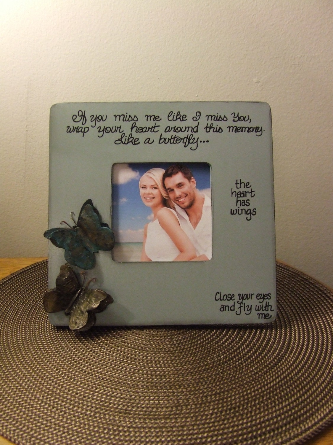 zoom - Miss You Picture Frames