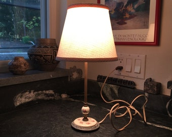 Dressing table lamp etsy dressing table lamp aloadofball Gallery