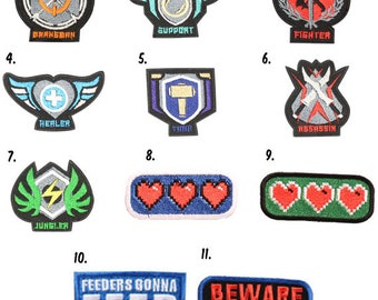 Gaming Patches