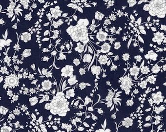 Liberty Art Fabrics Summer Blooms C Tana Lawn